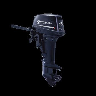 Двухтактный лодочный мотор TOHATSU M 18 - 1