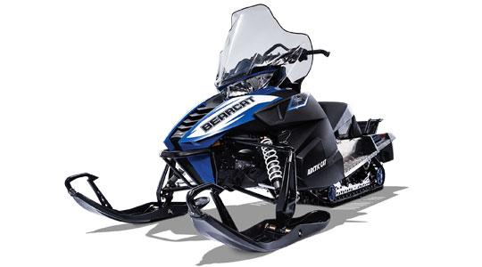 Передняя подвеска Arctic Race Suspension™
