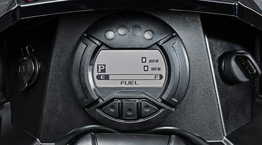 Цифровые приборы Power Sport