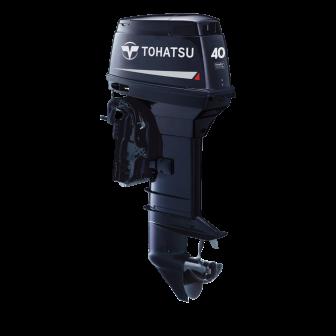 Двухтактный лодочный мотор TOHATSU M 40 - 1